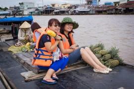 Tour Du Lịch Hà Nội - Sài Gòn - Chợ Nổi Miền Tây 3 Ngày