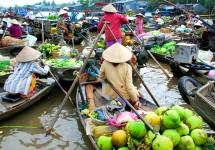Tour Du Lịch Sài Gòn – Mekong - Củ Chi 4 Ngày 3 Đêm
