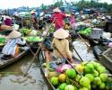 Tour Sài Gòn – Mekong - Củ Chi 4 Ngày