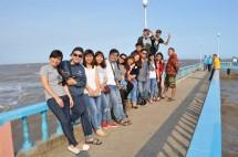 Du lịch Tiền Giang – Khu du lịch biển Tân Thành
