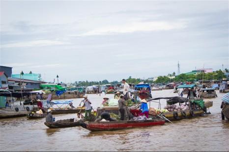 Tour Đà Nẵng - Sài Gòn - Miệt Vườn Miền Tây - Đà Lạt 5 Ngày