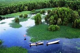 Tour Du Lịch Cà Mau- U Minh - Vườn Cò - Trà Sư 4 Ngày 3 Đêm