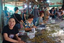 Tour Du Lịch Miền Tây 1 Ngày - Chợ Nổi Cái Bè