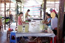 Tour Sài Gòn - Chợ Nổi Miền Tây 3 Ngày
