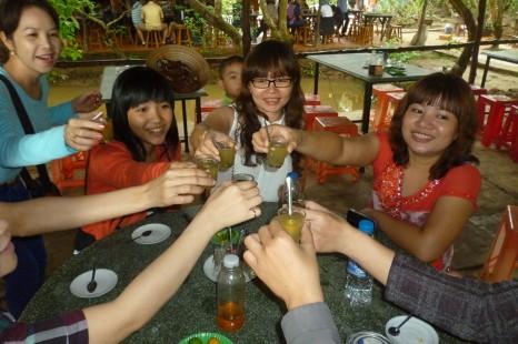 Tour Du Lịch Sài Gòn - Miền Tây - Củ Chi 4 Ngày 3 Đêm
