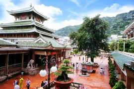 Tour Du Lịch Hành Hương Châu Đốc - Long Xuyên 2 Ngày 1 Đêm