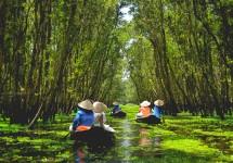 Tour Miền Tây Phú Quốc 6 Ngày (Châu Đốc - Trà Sư - Hà Tiên - Cần Thơ - Phú Quốc)