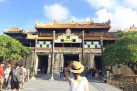 Tour Du Lịch Cần Thơ - Đà Nẵng - Huế - Động Thiên Đường 3 Ngày 2 Đêm