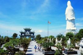 Tour Cần Thơ - Đà Nẵng - Sơn Trà - Cù Lao Chàm - Hội An - Bà Nà 4 Ngày 3 Đêm