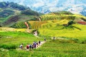 Tour Hà Nội - Sapa - Lao Chải - Tả Van - Giàng Tà Chải - Cát Cát 2 Ngày...