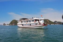 Tour Hạ Long 2 Ngày 1 Đêm Trên Du Thuyền Dragon Gold