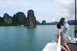 Tour Vịnh Hạ Long - Lan Hạ 3 Ngày 2 Đêm  Trên Du Thuyền Dragon Gold