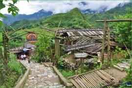 Tour Du Lịch Đà Nẵng - Sapa - Bản Cát Cát - Hàm Rồng 2 Ngày (Đi - Về bằng tàu hỏa)