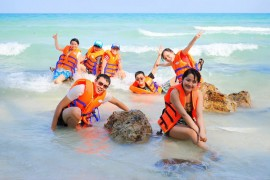 Tour Sài Gòn - Cần Thơ - Bạc Liêu - Cà Mau - Nam Du - Hà Tiên - Châu Đốc 7 Ngày