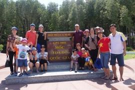 Tour 7 Tỉnh Miền Tây 6 Ngày (Mỹ Tho - Cà Mau - Bạc Liêu - Cần Thơ - Phú Quốc)