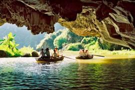 Tour Du Lịch Cố đô Hoa Lư – KDL Sinh Thái Tràng An 1 Ngày