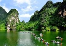 Tour Du Lịch Đà Nẵng - Hà Nội - Vịnh Hạ Long - Tuần Châu - Tràng An 4 Ngày