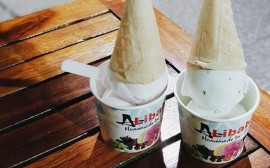 Đặc sản Vũng Tàu – kem Alibaba