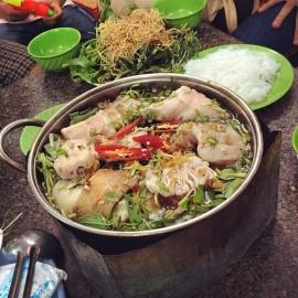 Lẩu cá đuối – đặc sản hấp dẫn ở miền biển Vũng Tàu