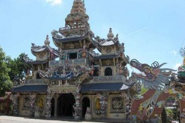 Tour Du Lịch Đà Lạt - Miền Tây - Phú Quốc 11 Ngày