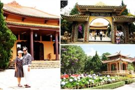 Tour Du Lịch Sài Gòn - Đà Lạt 3 Ngày 2 Đêm Bằng Máy Bay