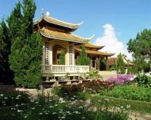 Những nét cuốn hút của thiền viện Trúc Lâm Đà Lạt