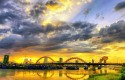 Du lịch Cầu Rồng Đà Nẵng - chiếc cầu có khả năng phun lửa