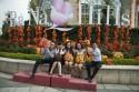 Sự hấp dẫn lôi cuốn của công viên biển đông Đà Nẵng