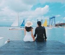 """Bến du thuyền Marina - Điểm chụp ảnh """"ảo diệu"""" ít người biết ở Vũng Tàu"""
