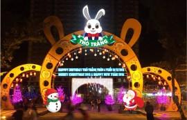 Chơi gì ở công viên thỏ trắng Vũng Tàu?