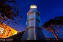 Ngắm vẻ đẹp hải đăng Vũng Tàu về đêm