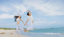 Chia sẻ những góc chụp hình đẹp ở Hồ Cốc