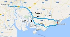 Hồ Cốc Vũng Tàu nằm ở đâu?