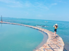 Tham quan khu du lịch Làng Bình An ở Vũng Tàu