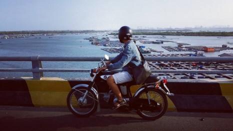 """""""Bật mí"""" những kinh nghiệm đi du lịch Vũng Tàu bằng xe máy"""