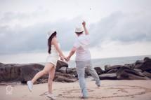 Đổi gió cuối tuần tại biển Long Hải ở Vũng Tàu