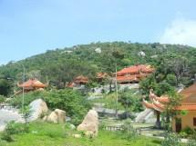 Núi Minh Đạm - địa điểm du lịch nổi tiếng ở Bà Rịa Vũng Tàu