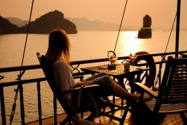 Tour Du Lịch Hạ Long - Tuần Châu 3 Ngày 2 Đêm Tàu Lavender