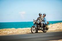 Bí quyết khi đi du lịch bụi Hà Nội bằng xe máy