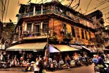 Bí quyết khi đi du lịch bụi Hà Hội bằng xe máy sau tết