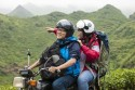 Du lịch bụi Hà Nội bằng xe máy