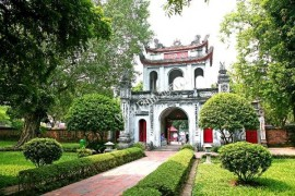 Tour Đà Nẵng - Hà Nội - Hoa Lư - Tam Cốc - Hạ Long - Tuần Châu 4 Ngày