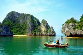 Tour Sài Gòn - Hà Nội - Hoa Lư - Tam Cốc - Hạ Long - Tuần Châu - Sài Gòn 4 Ngày