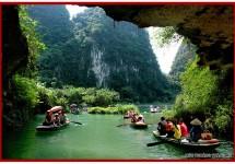 Tour Du Lịch Sài Gòn - Hà Nội - Hạ Long - Bái Đính - Tràng An - Sapa 6 Ngày