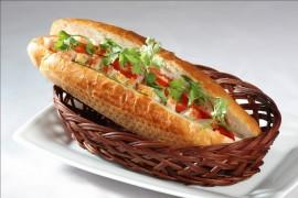 Đặc Sản Hội An -Bánh mì Hội An