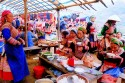 Giới thiệu về chợ Cán Cấu ở Sapa