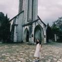 Địa chỉ nhà thờ đá cổ Sapa nằm ở đâu?