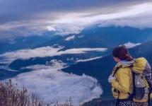 Nét đẹp hình ảnh núi Hàm Rồng ở Sapa