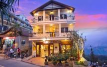 Những khách sạn nằm gần núi hàm Rồng ở Sapa