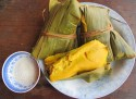 Đặc sản Bánh Ngô Sapa thơm ngon, hấp dẫn